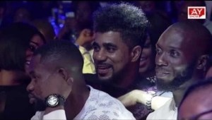 Video: Klint The Drunk Shares Some Intelligent Joke at AY Show
